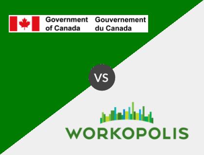 Job Bank vs. Workopolis