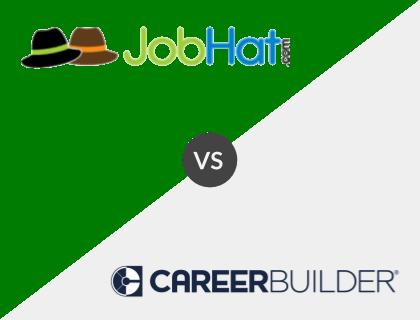 JobHat vs. CareerBuilder