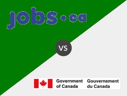 Jobs.ca vs. Job Bank