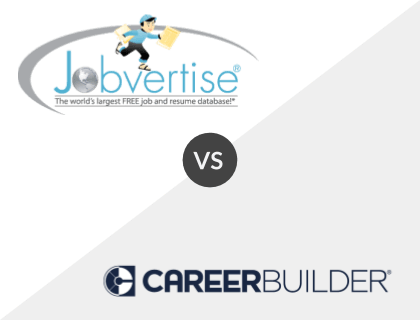 Jobvertise vs. CareerBuilder