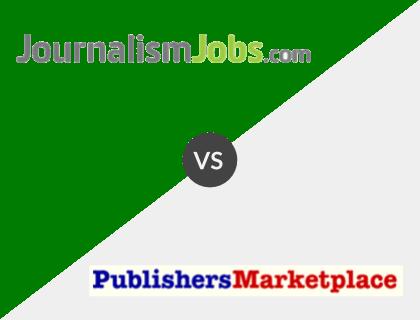 JournalismJobs.com vs. PublishersMarketplace