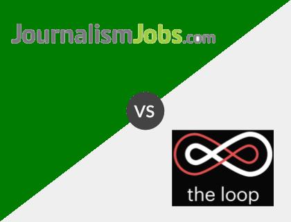 JournalismJobs.com vs. The Loop