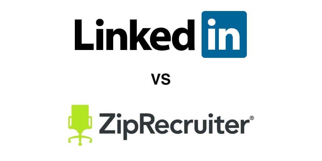 Linkedin Talent Vs Ziprecruiter