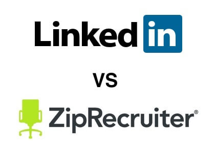 Linkedin Talent Vs Ziprecruiter