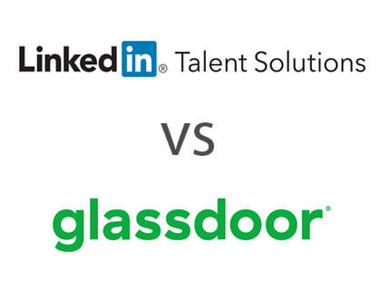 Linkedin Vs Glassdoor