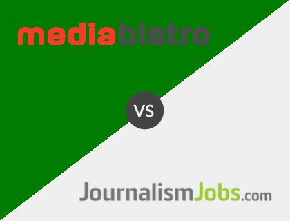 Mediabistro vs. JournalismJobs.com