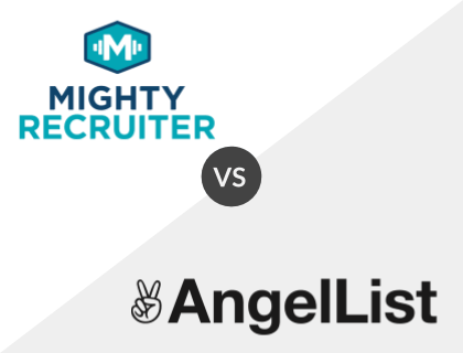 MightyRecruiter vs. AngelList