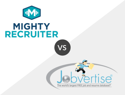 MightyRecruiter vs. Jobvertise