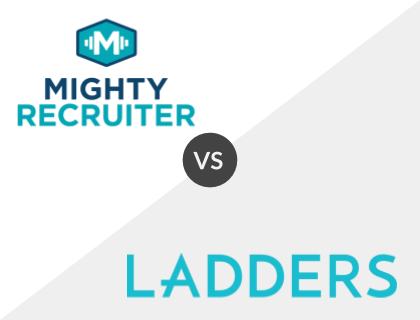 MightyRecruiter vs. Ladders