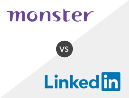 Monster vs. LinkedIn