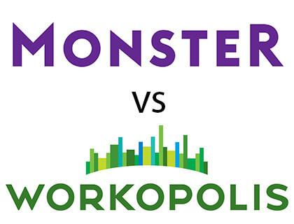 Monster Vs Workopolis