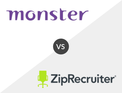 Monster vs. ZipRecruiter