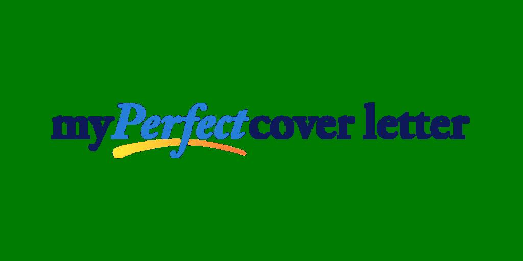 MyPerfectCoverLetter