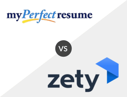 MyPerfectResume vs. Zety