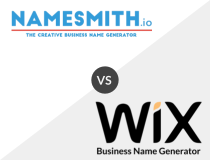 Namesmith.io vs. Wix