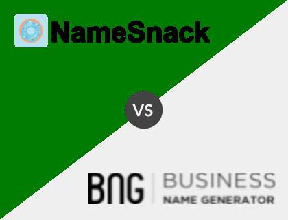 NameSnack vs. Business Name Generator
