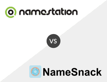 NameStation vs. NameSnack