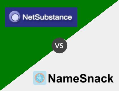 NetSubstance vs. NameSnack