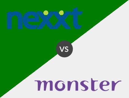 Nexxt vs. Monster