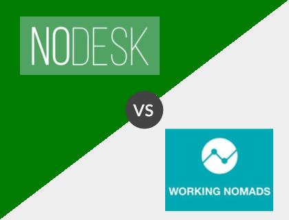 Nodesk vs. Working Nomads