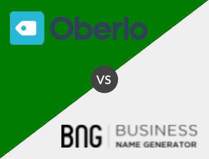 Oberlo vs. Business Name Generator