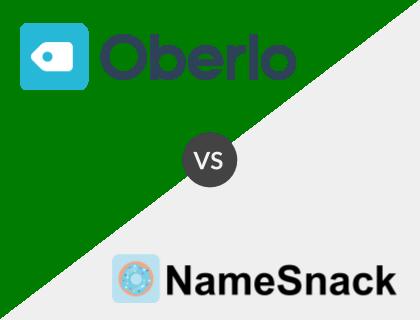 Oberlo vs. NameSnack