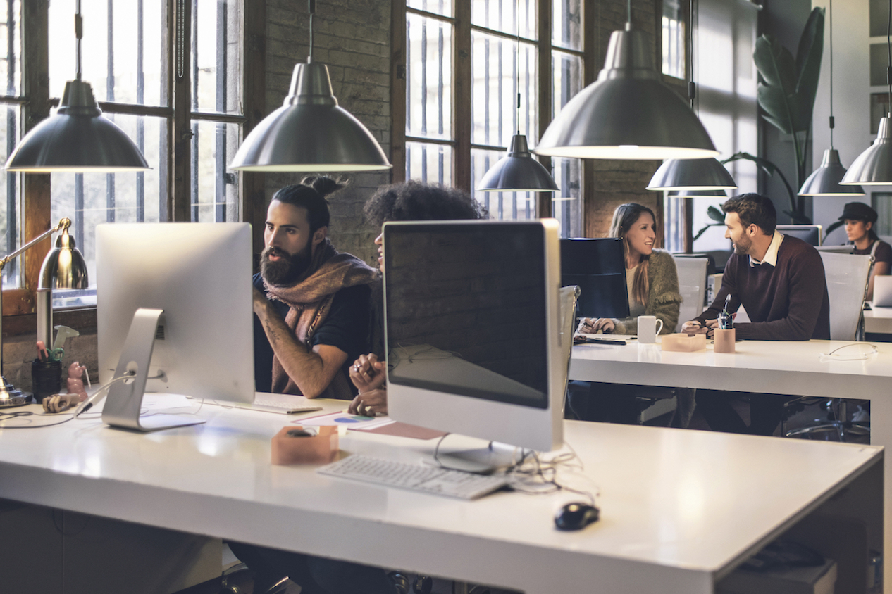 Office Space Millennials Want To Work In