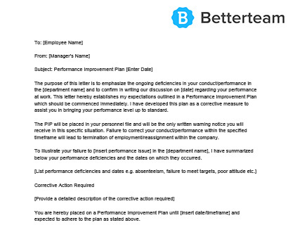 Sample Termination Letter For Poor Performance Pdf from www.betterteam.com