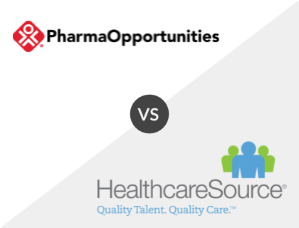 PharmaOpportunities vs. Healthcare Source