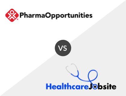 PharmaOpportunities vs. HealthcareJobSite