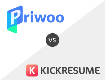 Priwoo vs. Kickresume
