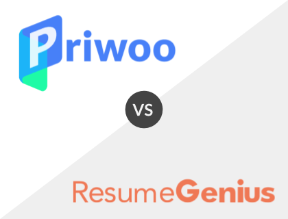 Priwoo vs. Resume Genius