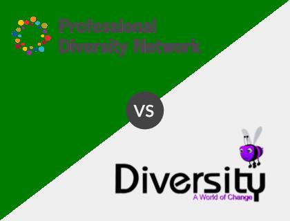 Professional Diversity Network vs. Diversity.com