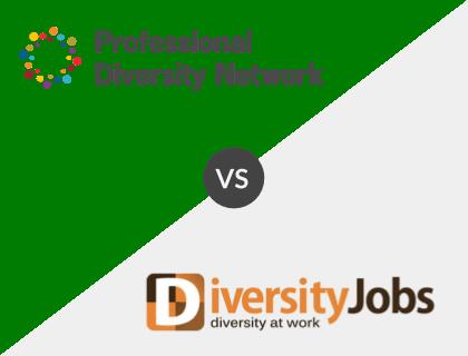 Professional Diversity Network vs. DiversityJobs