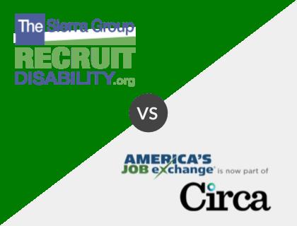 RecruitDisability.org vs. America's Job Exchange