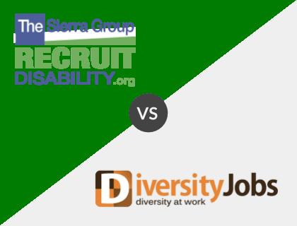 RecruitDisability.org vs. DiversityJobs