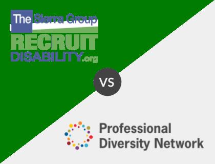 RecruitDisability.org vs. Professional Diversity Network