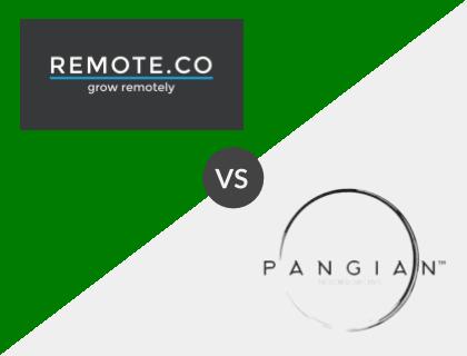 Remote.co vs. Pangian