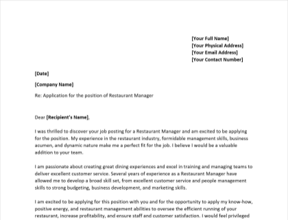 Customer Service Cover Letter Example from www.betterteam.com