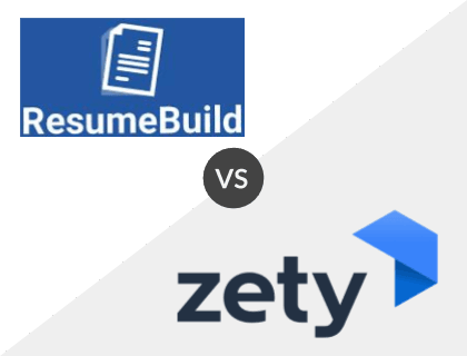 Resume Build vs. Zety