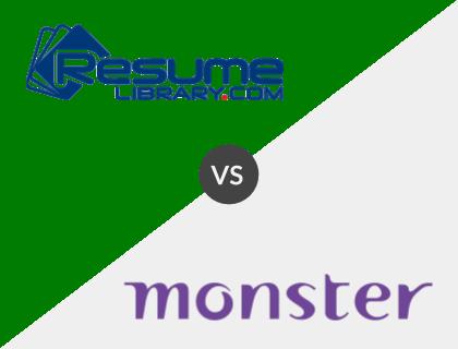 Resume-Library vs. Monster