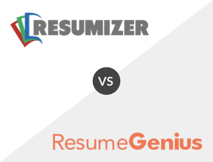Resumizer vs. Resume Genius