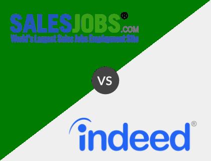 SalesJobs.com vs. Indeed