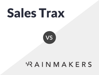 SalesTrax vs. Rainmakers