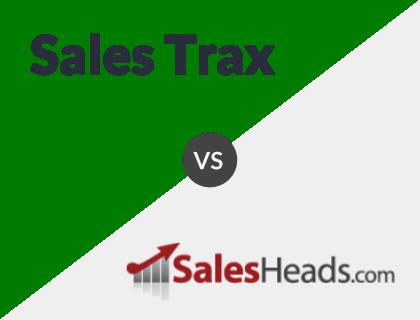 SalesTrax vs. SalesHeads.com