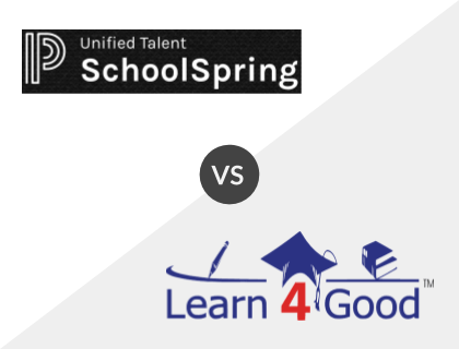 SchoolSpring vs. Learn4Good