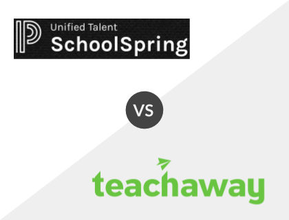 SchoolSpring vs. Teachaway