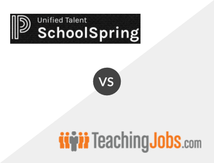 SchoolSpring vs. TeachingJobs.com