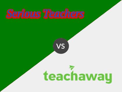 Serious Teachers vs. Teach Away