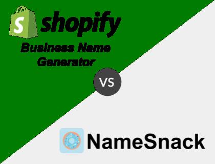 Shopify vs. NameSnack
